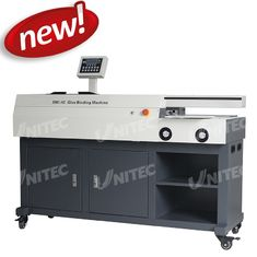 Automatic Perfect Electric Binding Machine , Document Binding Equipment S60CA4 / A3